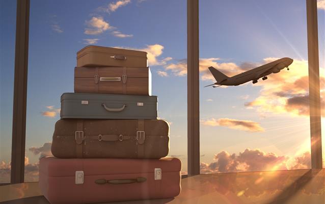Fique atento à sua bagagem